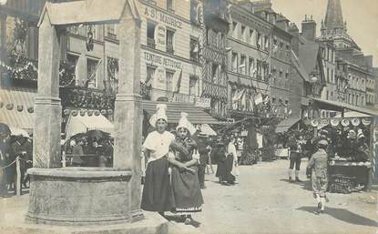 "CARTE PHOTO FRANCE 14 ""Lisieux"""
