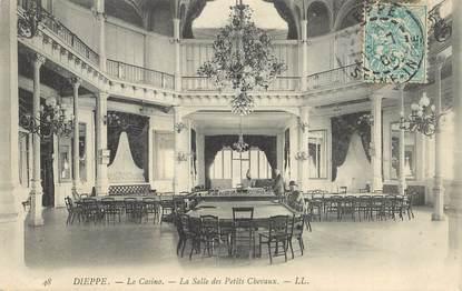 "CPA FRANCE 76 ""Dieppe, le casino"""
