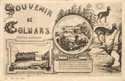 """04 Alpe De Haute Provence CPA FRANCE 04 """"Souvenir de Colmars"""""""