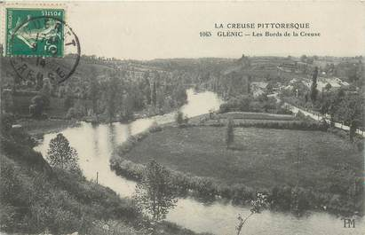 "CPA FRANCE 23 ""Glénic, les bords de la Creuse"""