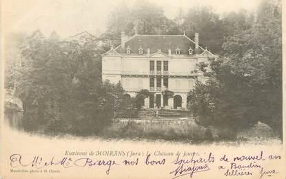 """/ CPA FRANCE 39 """"Environs de Moirans, le château de Jeurre"""""""