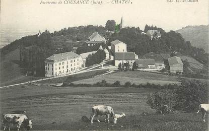 "/ CPA FRANCE 39 ""Chatel"""