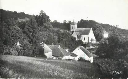 """/ CPSM FRANCE 39 """"Montigny les Arsures, l'église et le village"""""""