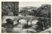 """39 Jura / CPSM FRANCE 39 """"Domblans, un pont sur la Seille"""""""