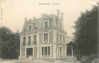 """CPA FRANCE 27 """"Bois Jérôme, le chateau"""""""
