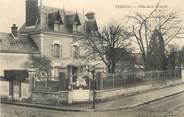 "27 Eure CPA FRANCE 27 ""Vernon, villa de la Gravelle"""