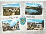 """39 Jura / CPSM FRANCE 39 """"Les Rousses """""""