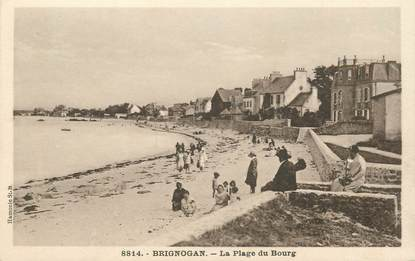"CPA FRANCE 29 ""Brignogan, la plage du Bourg"""