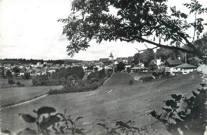 """/ CPSM FRANCE 39 """"Clairvaux Les Lacs, vue panoramique"""""""