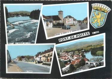 """/ CPSM FRANCE 39 """"Pont de Poitte"""""""