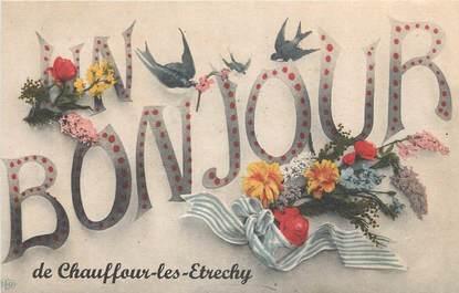 """FRANCE 91 """"Chauffour les Etrechy"""""""