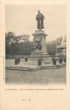 """CPA FRANCE 56 """"Lorient, Place d'Armes"""""""