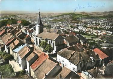 "/ CPSM FRANCE 39 ""Montaigu, vue panoramique"""