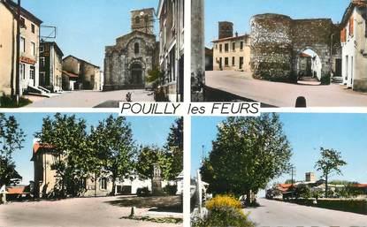 """CPSM FRANCE 42 """"Pouilly les Feurs"""""""