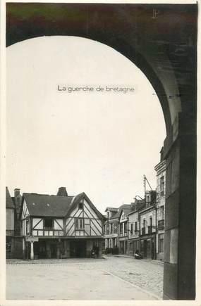 """CPSM FRANCE 35 """"La Guerche"""""""