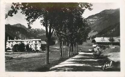 """CPSM FRANCE 74 """"Saint Jean d'Aulph, le sanatorium"""""""