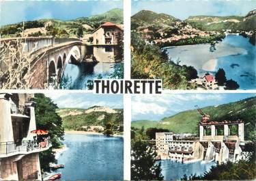"/ CPSM FRANCE 39 ""Thoirette"""