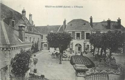 "/ CPA FRANCE 45 ""Sully sur Loire, l'Hospice"""