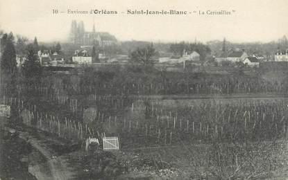 """/ CPA FRANCE 45 """"Saint Jean le Blanc, La Cerisailles """""""