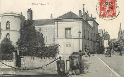 "/ CPA FRANCE 45 ""Montargis """