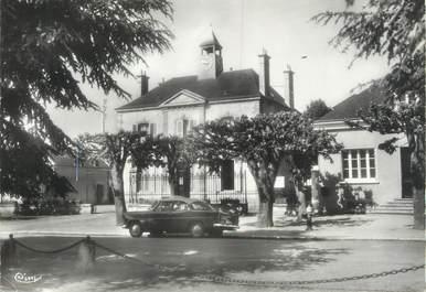 """/ CPSM FRANCE 45 """"Saint Jean de Braye, la mairie"""""""