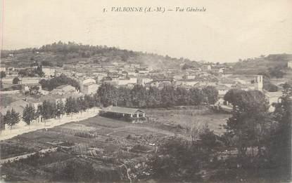 """/ CPA FRANCE 06 """"Valbonne, vue générale """""""