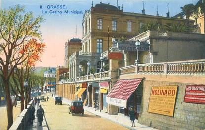 """/ CPA FRANCE 06 """"Grasse, le casino municipal"""""""