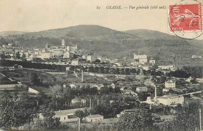"""/ CPA FRANCE 06 """"Grasse, vue générale côté sud"""""""