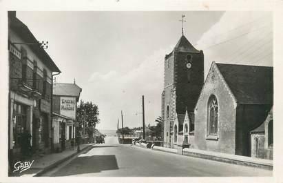 """/ CPSM FRANCE 44 """"Saint Brévin les Pins, l'église vers la plage"""""""