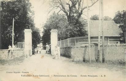 """/ CPA FRANCE 44 """"Varades, préventorium du Coteau"""""""