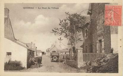 """/ CPA FRANCE 44 """"Quimiac, le haut du village"""""""