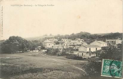 """/ CPA FRANCE 44 """"Nantes, le village de Portillon"""""""