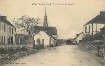 """/ CPA FRANCE 44 """"Pierric, arrivée de Derval"""""""