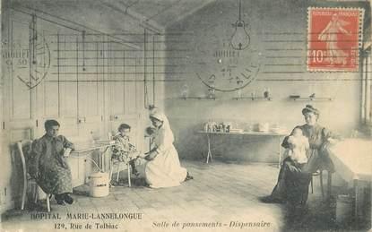 """CPA FRANCE 75013 """"Paris, Hopital Marie Lannelongue"""""""