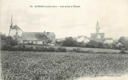 """/ CPA FRANCE 44 """"Savenay, vue prise à l'ouest"""""""