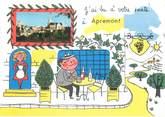 """08 Ardenne / CPSM FRANCE 08 """"Apremont"""""""