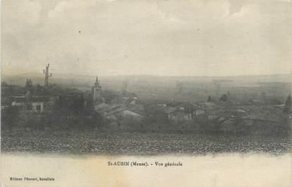 """/ CPA FRANCE 55 """"Saint Aubin, vue générale"""""""