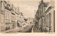 "58 Nievre / CPA FRANCE 58 ""Cosne sur Loire, rue Saint Aignan"""