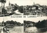 "58 Nievre / CPSM FRANCE 58 ""Lormes """