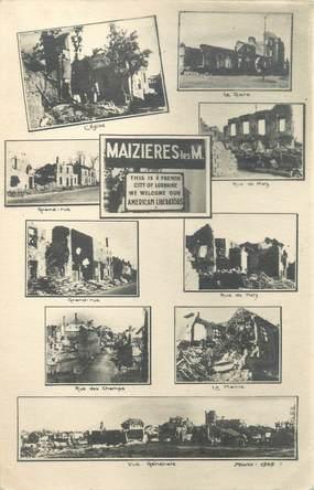 """/ CPA FRANCE 57 """"Maizières"""""""