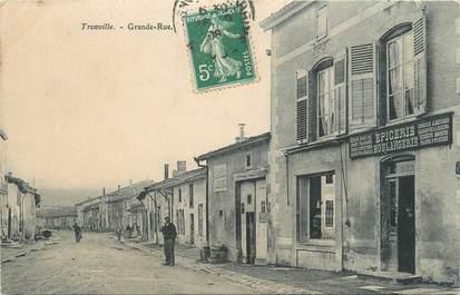 """/ CPA FRANCE 54 """"Tronville, grande rue"""""""