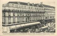 "75 Pari / CPA FRANCE 75009 ""Paris, Grand Hôtel Brébant et Beauséjour"""