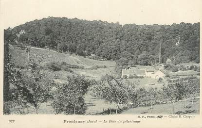 """/ CPA FRANCE 39 """"Frontenay, le bois du pélérinage"""""""