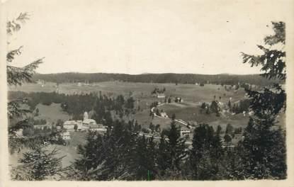 """/ CPSM FRANCE 39 """"Bellefontaine, vue sur le village"""""""