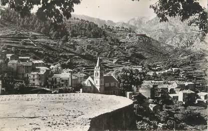 """/ CPSM FRANCE 20 """"Corse, Vivario, entrée du village"""""""