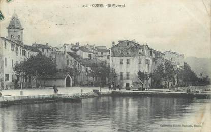"/ CPA FRANCE 20 ""Corse, Saint Florent"""
