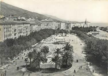 "/ CPSM FRANCE 20 ""Corse, Bastia, la place Saint Nicolas"""