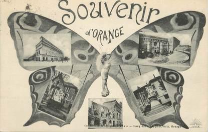 """/ CPA FRANCE 84 """"Souvenir d'Orange"""""""