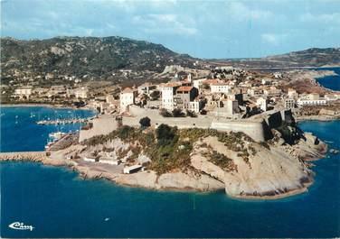 """/ CPSM FRANCE 20 """"Corse, Calvi, vue aérienne sur la Citadelle"""""""