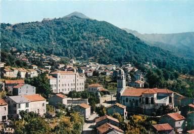 "/ CPSM FRANCE 20 ""Corse, Bastelica, village de Sampiero Corso"""